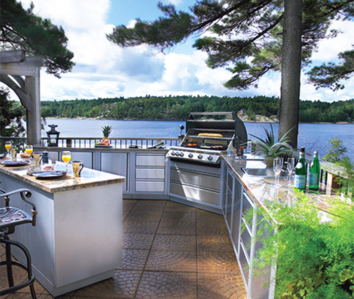 Gallery picture best outdoor kitchen plans westport ct for Outdoor kitchens for sale